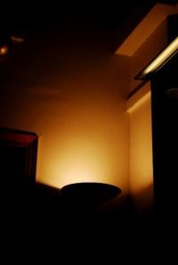 スタンド間接照明