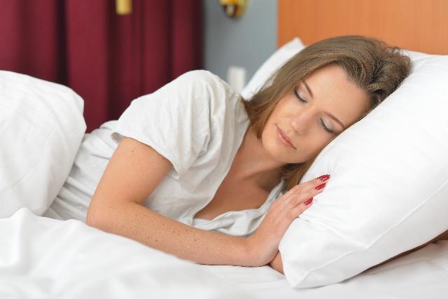 ぐっすり眠る方法